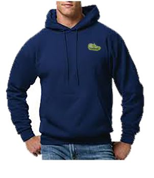 Sultan Embroidered Hoodie